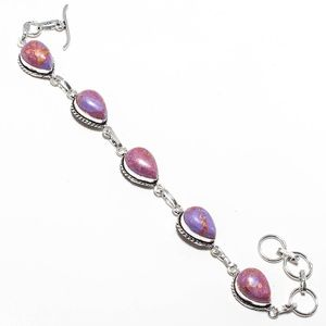 Jewelry - Silver Bracelet With Turquoise